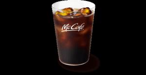 マクドナルド プレミアムローストアイスコーヒー