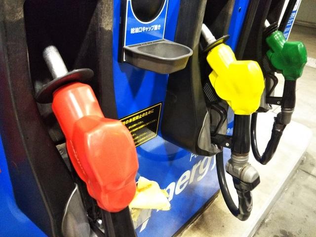 ガソリンスタンドでQUICPay