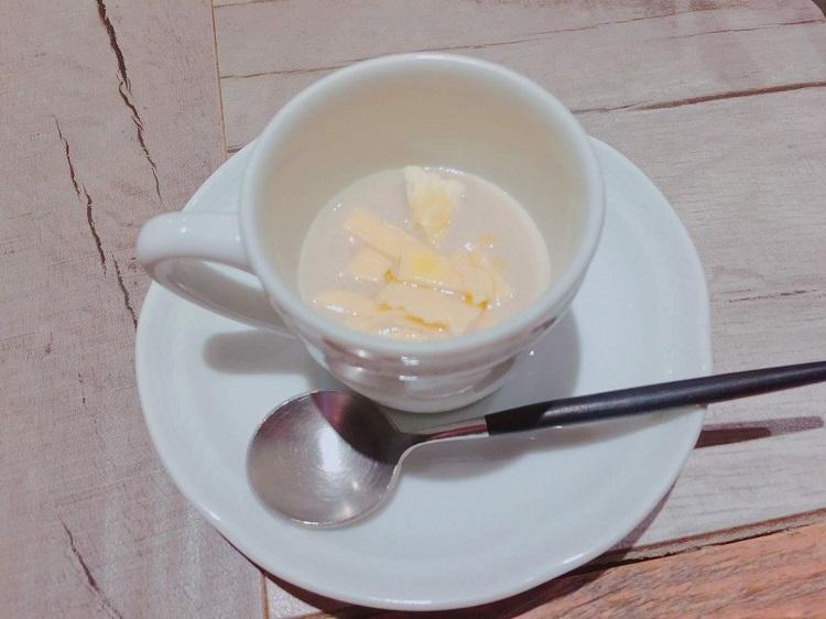 BRUCIA BRUCIA イモのスープ