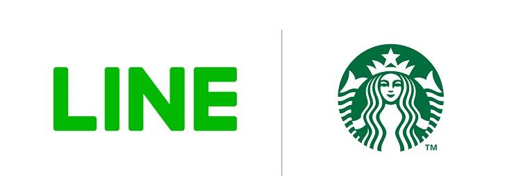 LINE、スターバックスの包括的な業務提携締結