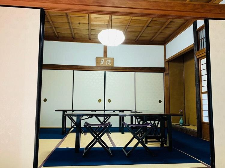 京都特別観光ラウンジ 内観