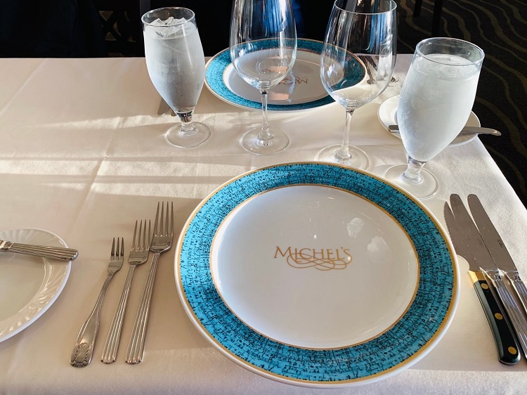 ミシェルズ テーブル