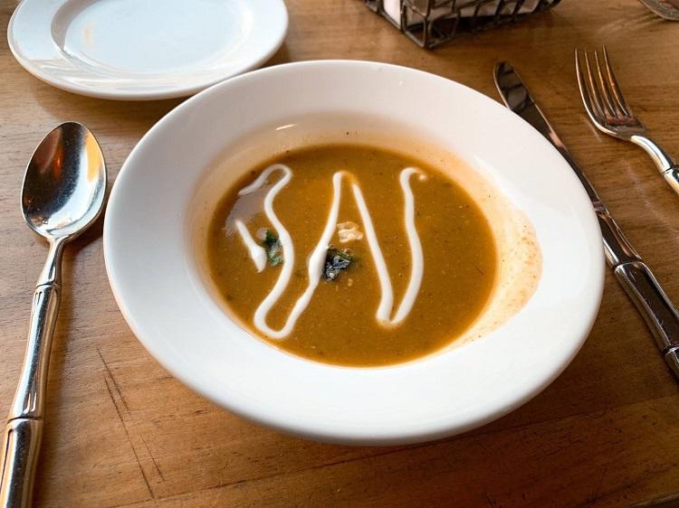 トミーバハマ チキントルティーヤスープ