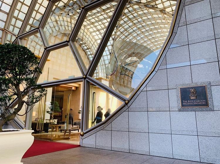 ザ・リッツ・カールトン・ミレニア・シンガポール 外観