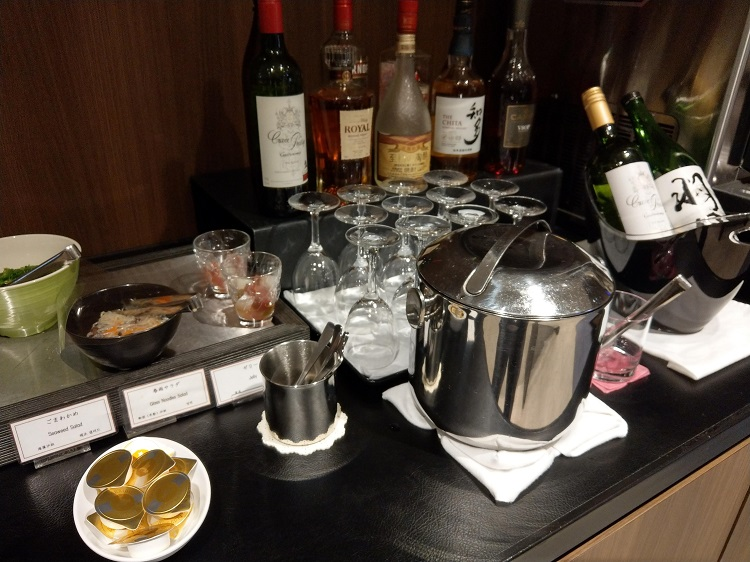 TIAT LOUNGE お酒