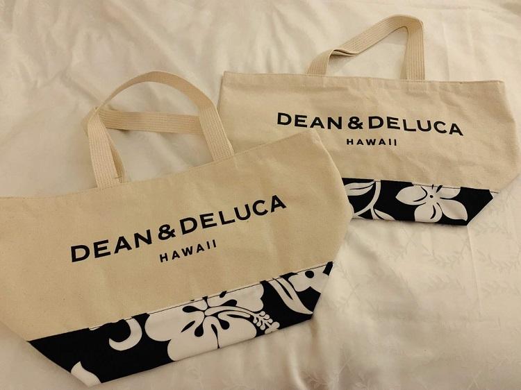DEAN & DELUCA エコバック