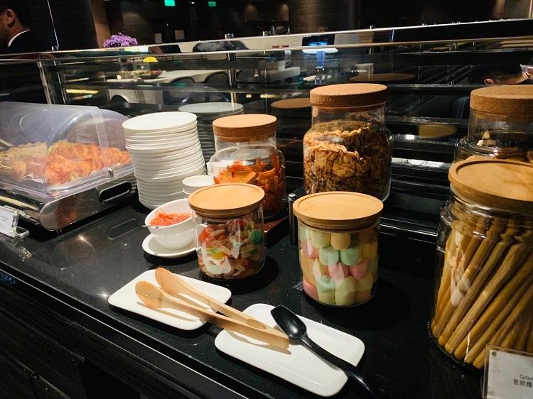 Plaza Premium Lounge 料理7