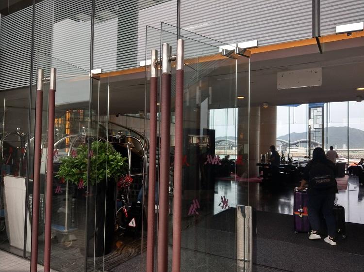 香港スカイシティ・マリオットホテル 外観