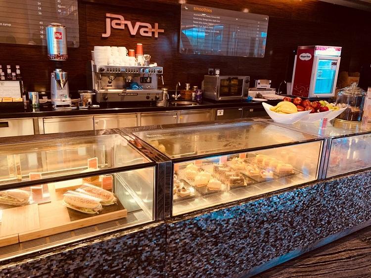 香港スカイシティ・マリオットホテル ケーキ