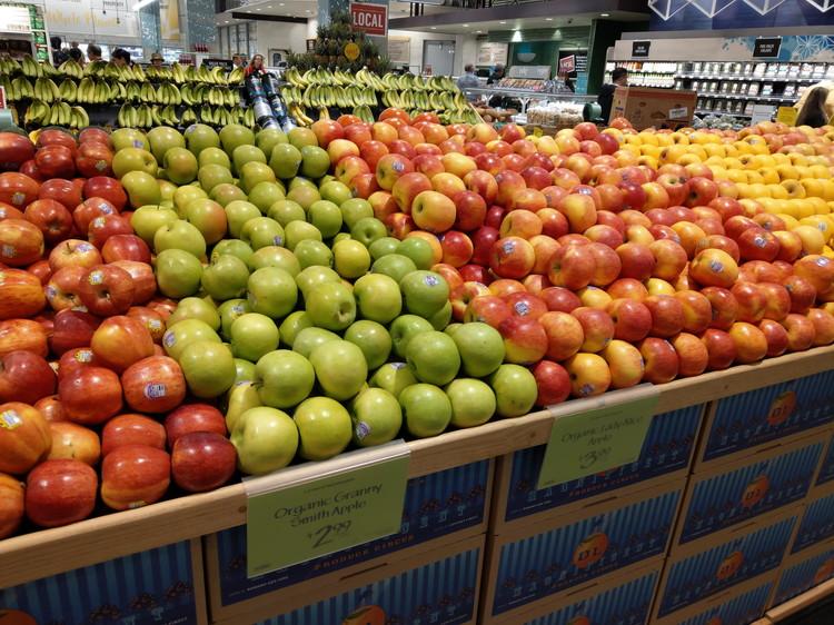 ホールフーズマーケット(Whole Foods Market) フルーツ