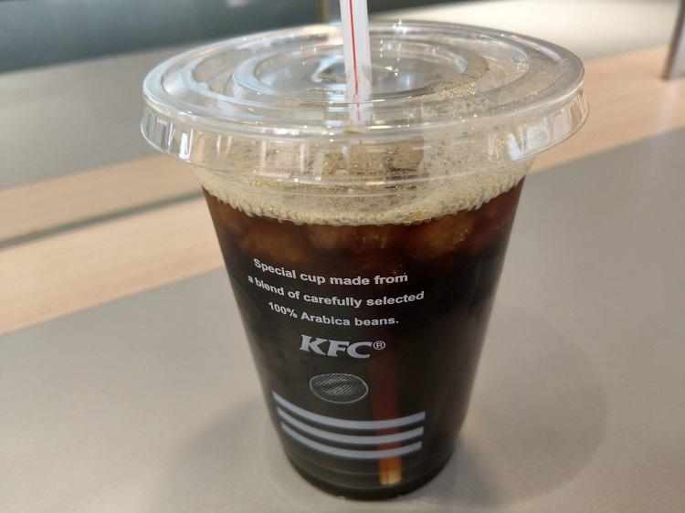 KFC50円コーヒー2