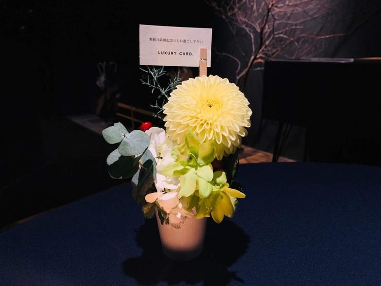 abysse お花