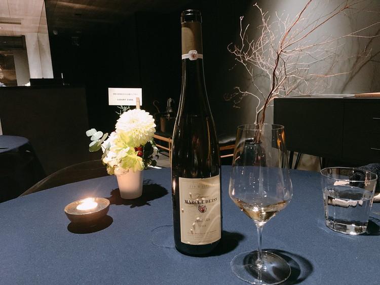 abysse 白ワイン「マルセル・ダイス」