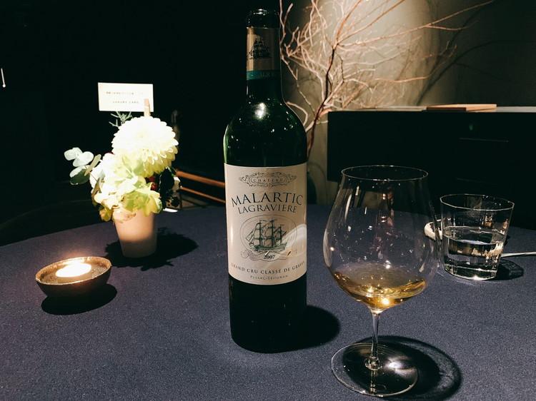abysse 白ワイン「マラルティック・ラグラヴィエール」