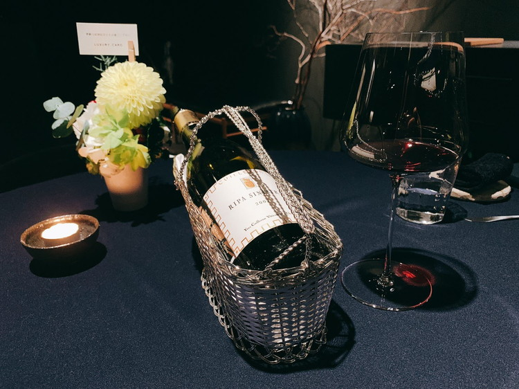 abysse 赤ワイン「リパ シニストラ」