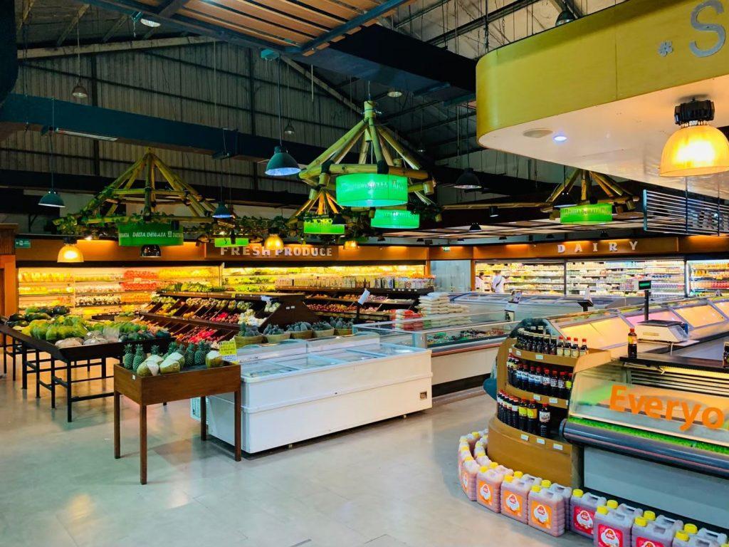 Delta Dewata スーパーマーケット 内観3