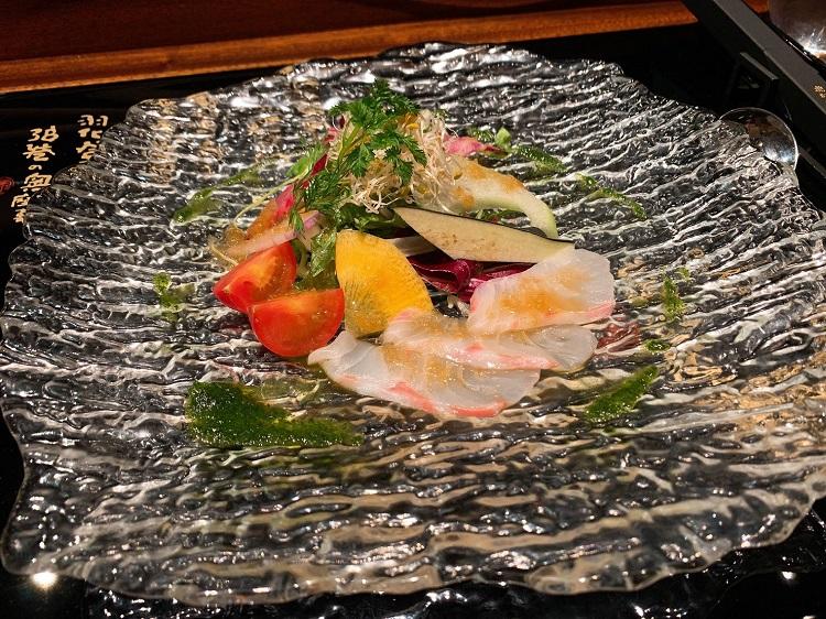 虎幻庭 前菜