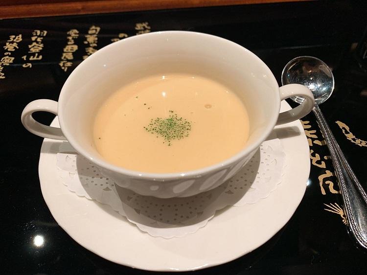 虎幻庭 スープ