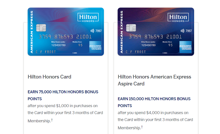 (US)Hilton Honors Card