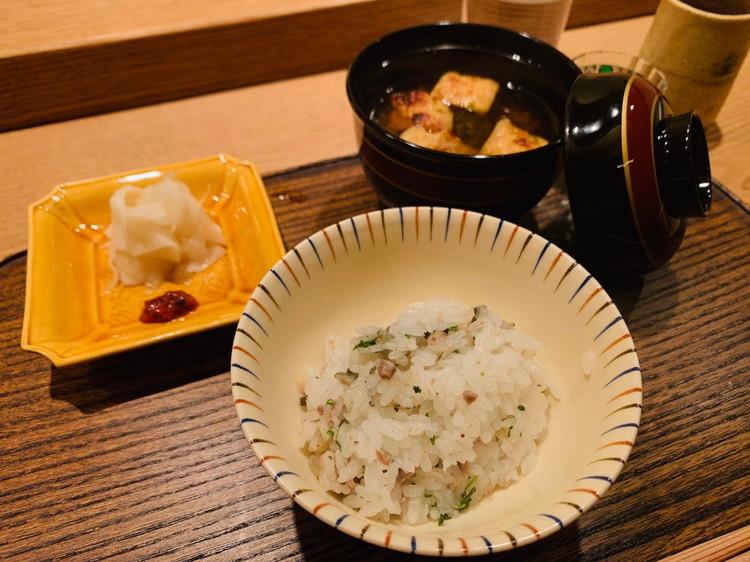 虎白 すっぽんの炊き込みご飯3