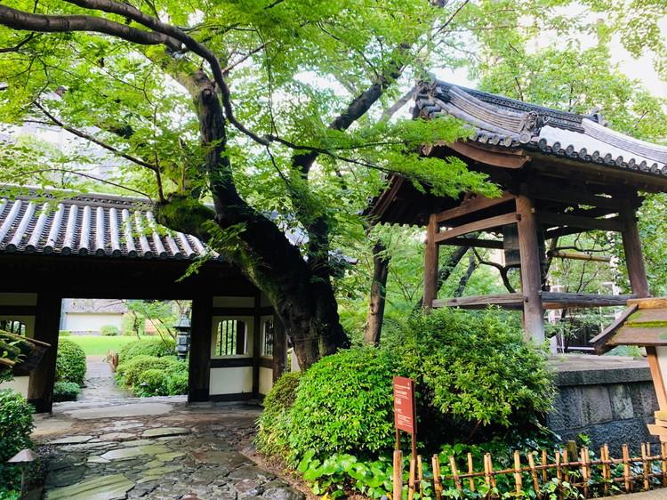グランドプリンスホテル新高輪 日本庭園2