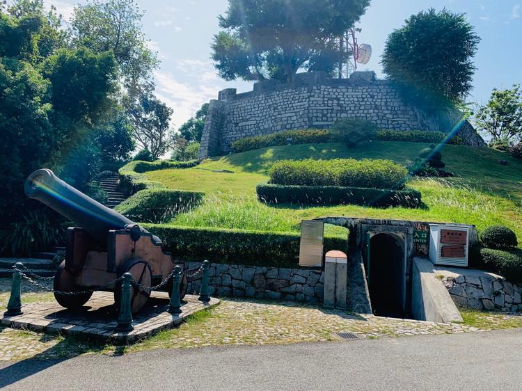 ギア要塞 入口付近