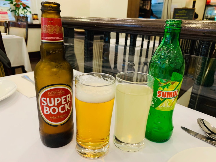 ESCADA ビール
