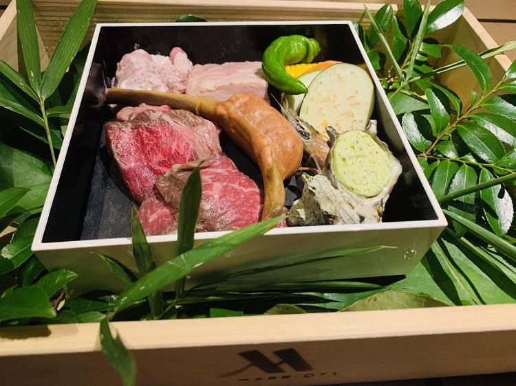 東京マリオット ラウンジ&ダイニング G バーベキュー食材