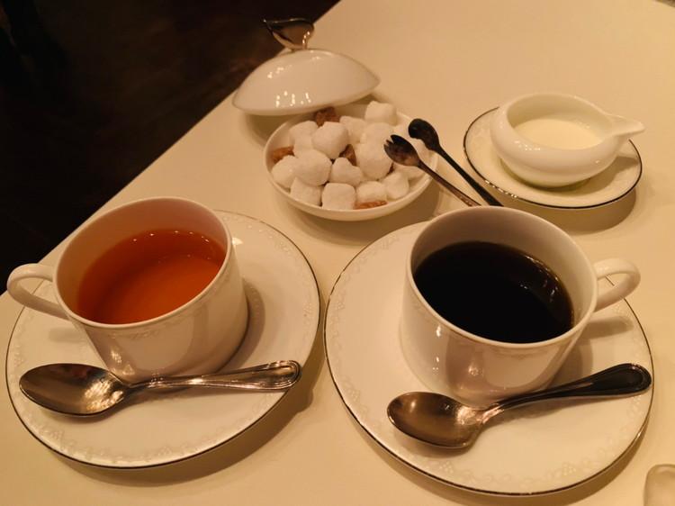 エル ブランシュ コーヒー、紅茶