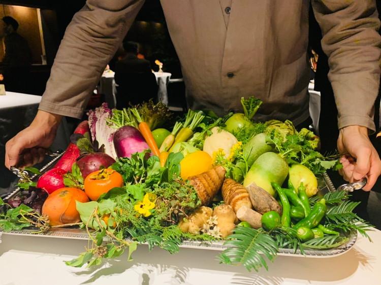 アルチザン野菜に使われる野菜