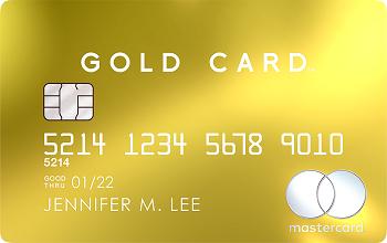 ラグジュアリーカード Gold Card