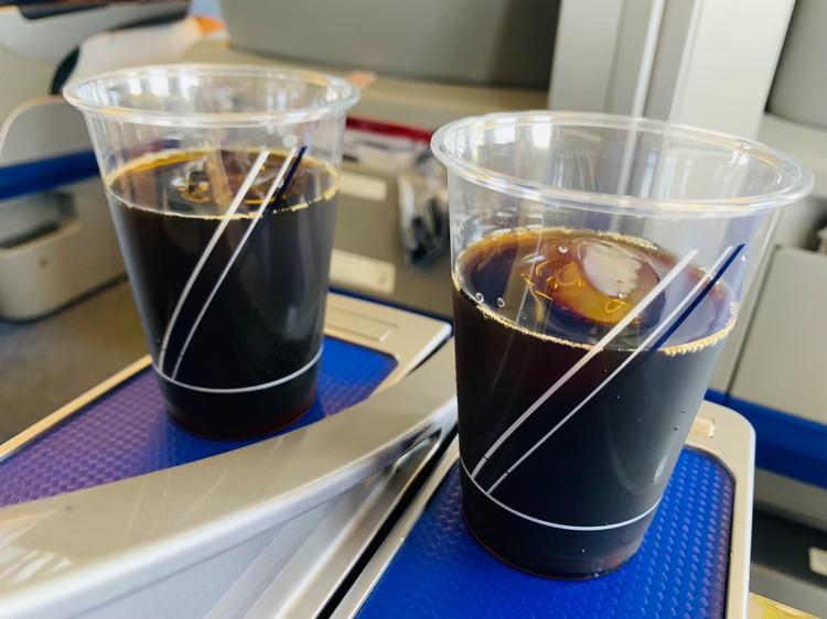 プレミアムクラス コーヒー
