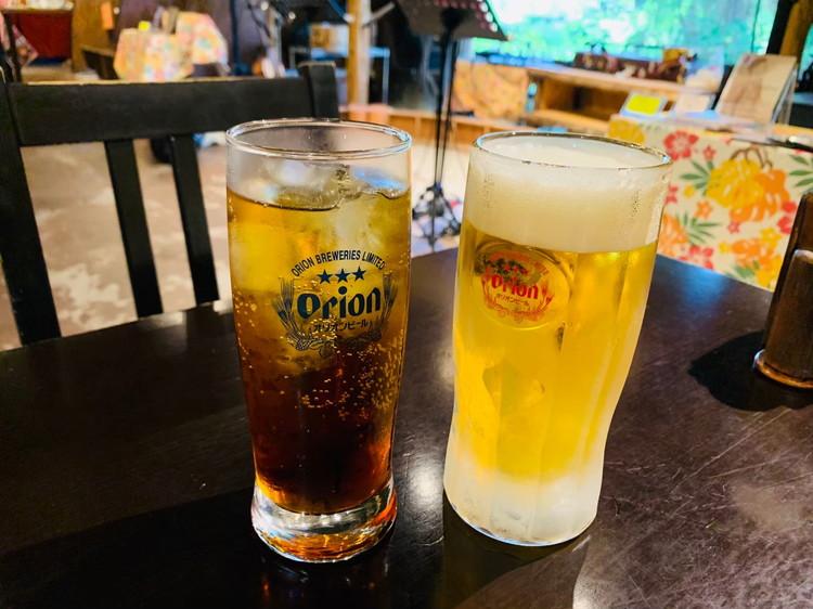海物語 オリオンビール