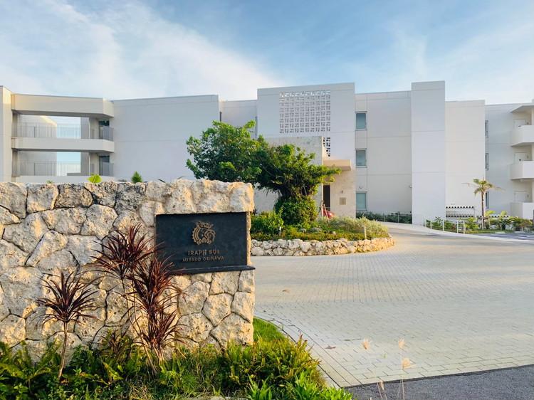 イラフ SUI ラグジュアリーコレクションホテル 沖縄宮古 外観